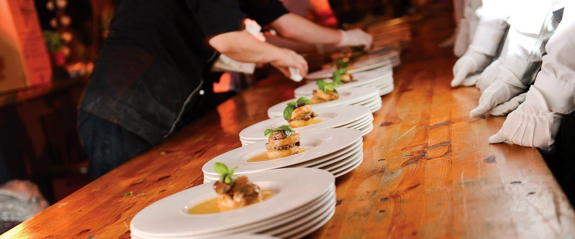 Vip catering dla firm Kraków Katowice